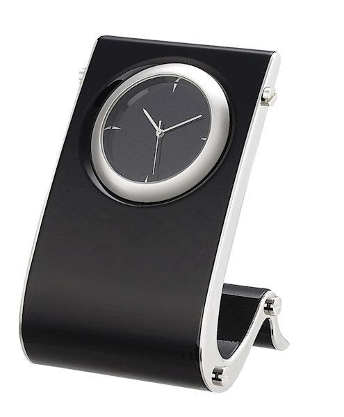 clocks silent banneker desk hardaway benjamin clock red