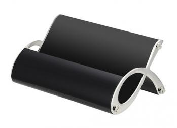 Black Elite IPhone and Business Card Holder