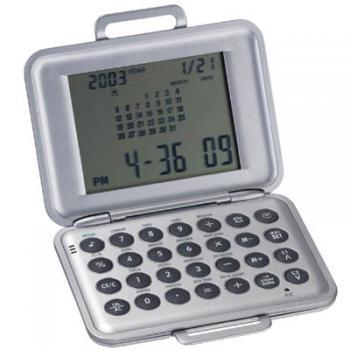 Briefcase Secretary Alarm Clock