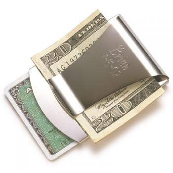 Chic Money Clip & Credit Card Holder