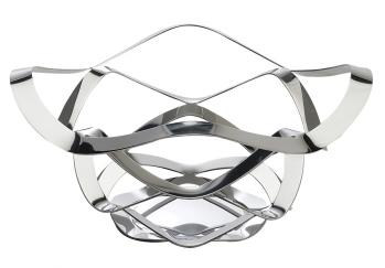 Cotillion Stainless Steel Bowl
