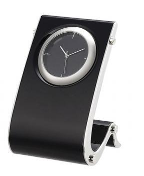 Designer Desk Clock in Black