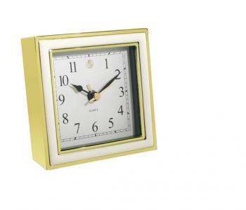 Gold Executive Clock