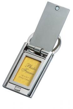 Message / Photo Frame Key Chain