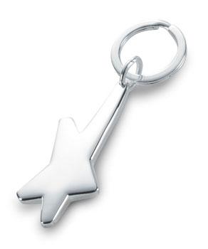 Shooting Star Key Chain