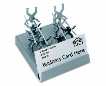 Team Business Card Holder
